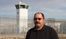 Michael Hagemann is a correctional counselor at the R.J. Donvovan Correctiona...