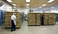 The bakery at R.J. Donovan Correctional Facilit...