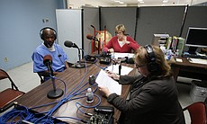 These Days host Maureen Cavanaugh and producer Pat Finn talk with inmate Robe...
