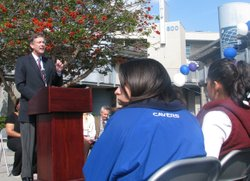 State Superintendent of Public Instruction Jack O'Connell unveiled new tools ...