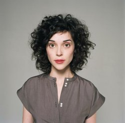 Annie Clark, otherwise known as musician St. Vincent.