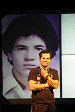 Award-winning actor John Leguizamo stars in La Jolla Playhouse's Page To Stag...