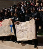SDSU, BSU and ASU students joined the student-led UCSD teach-in on February 24, 2010. The teach-in was a response to recent racially-charged events on and around campus.