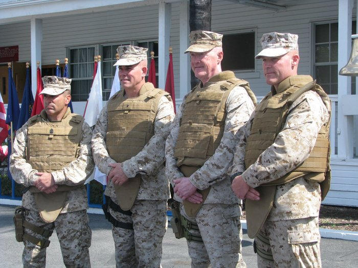 1st Marine Division From Camp Pendleton Heads To Afghanistan | KPBS