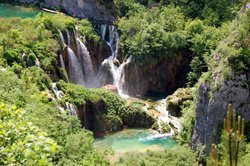 Plitvice Lakes National Park is one of Europe's top natural wonders.
