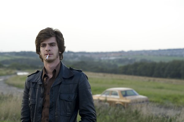 "Andrew Garfield stars in ""Red Riding 1974,"" the first of the ""Red Riding Trilogy."""
