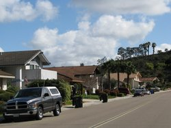 Some North County communities are known for their large stucco homes and cul-...