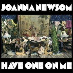 Cover of Joanna Newsom's new album