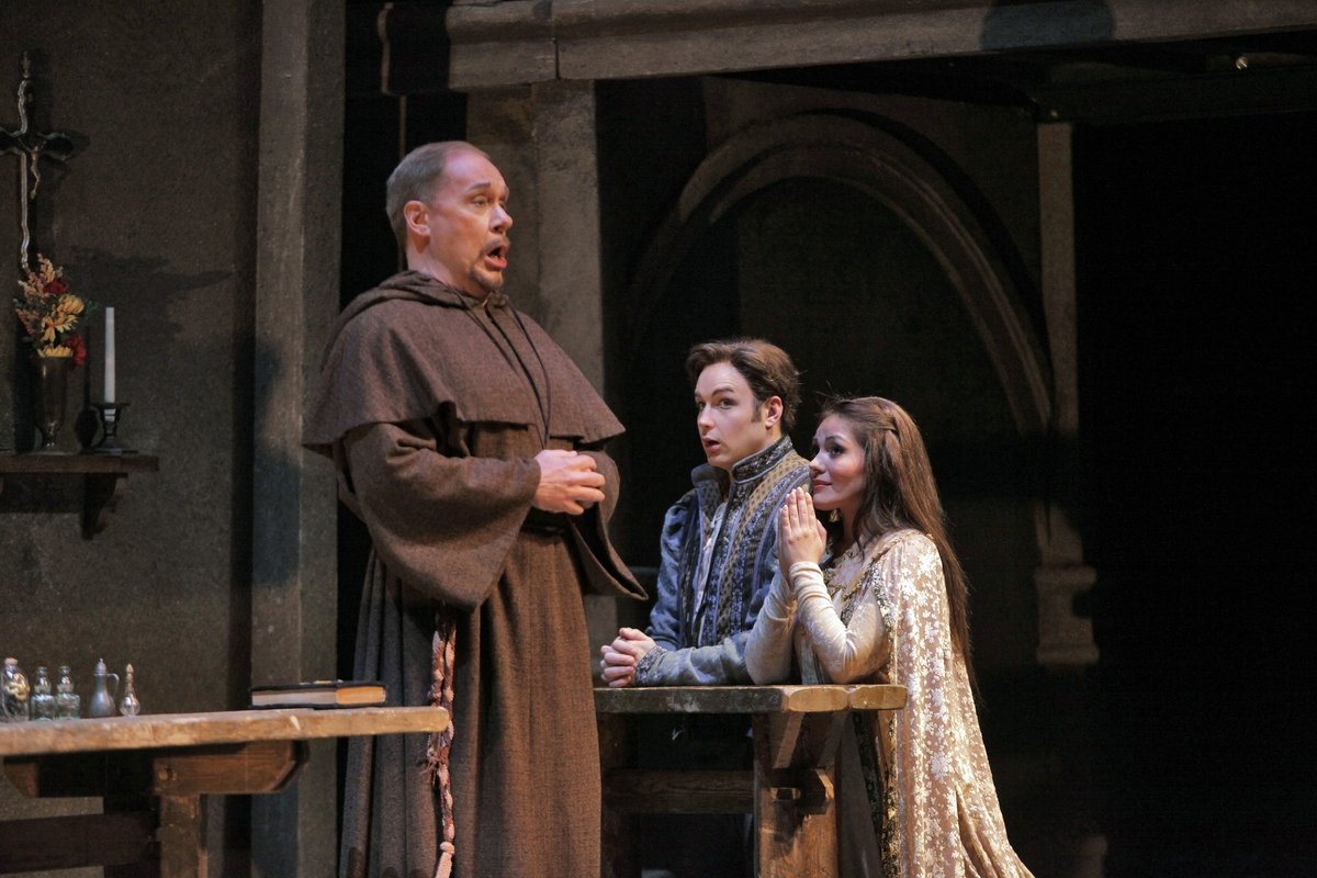 a research on the character of friar lawrence in the play romeo and juliet