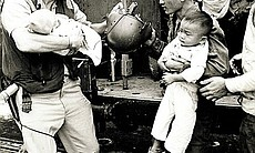Many of the refugees rescued during Operation Frequent Wind were very young. ...