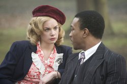 Ruth Wilson (left) and David Oyelowo (right)