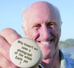 Stewart Brand, creator of the