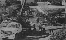 Construction of a new transmitter in 1980 provides greater coverage of KPBS p...