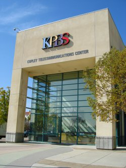 KPBS' current building and broadcast center is located on the SDSU campus.