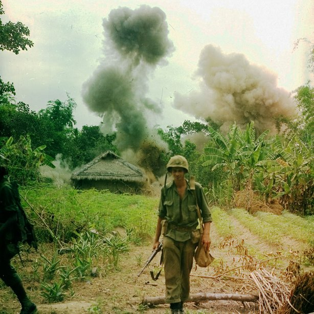 a fatal mistake the vietnam wa essay Secretary of defense in 1961, said about the vietnam war, it is important to recognize it's a south vietnamese war it will be won or lost depending upon what they do.