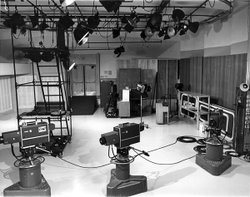 Studio C was the home for virtually all of KPBS' live and taped TV production...
