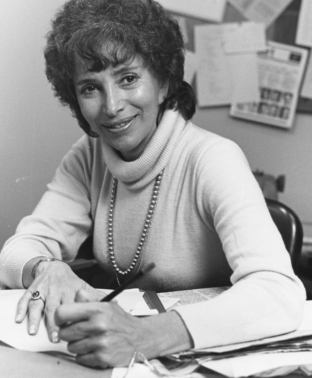 Gloria Penner in early to mid 1980s