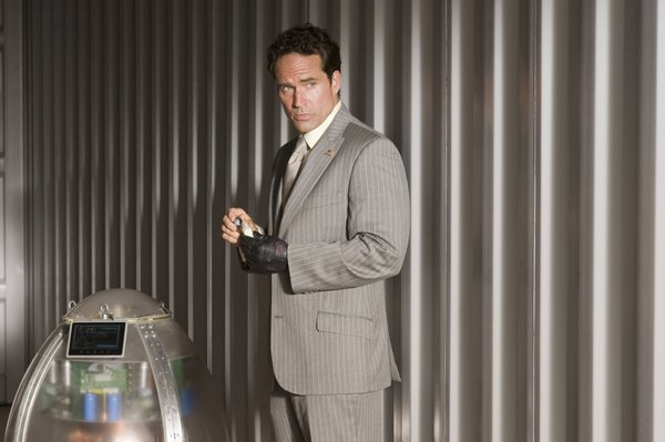 "The man you love to hate, Jason Patric, in ""The Losers"""