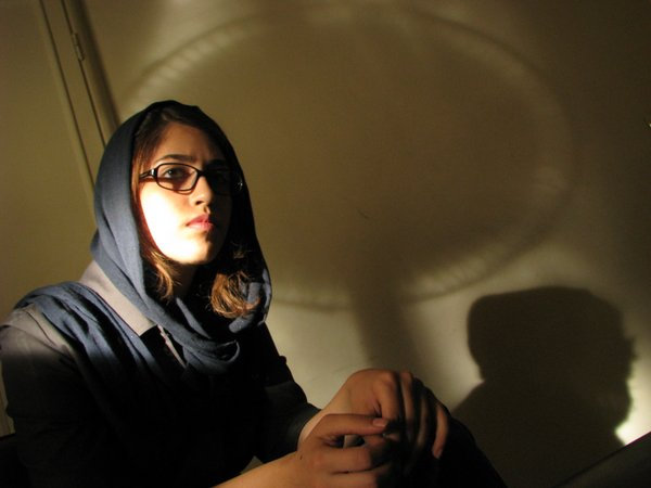 "Negar is a young woman who yearns to leave Iran in ""No One Knows About Persian Cats"""