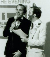 Ken Kramer during the 1982 KPBS Auction.