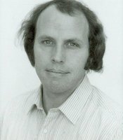 Ken Kramer headshot for KPBS in 1980.