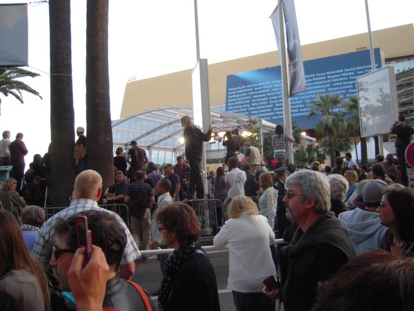 The Cannes Film Festival.