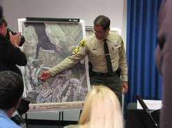 Sergeant Don Parker describes the discovering of Chelsea King's body during d...