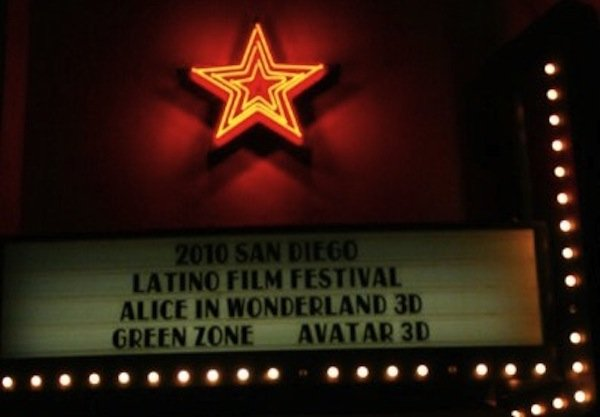 The San Diego Latino Film Festival is one of multiple festivals making its home at the UltraStar Mission Valley Theaters at Hazard Center.