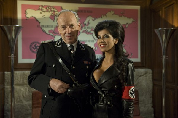 "The Nazi villains of ""OSS 117: Lost in Rio"""