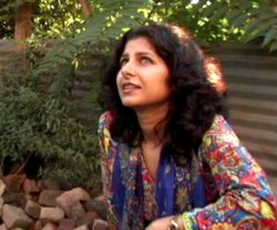 Reporter Aarti Tikoo visits her former home in Kashmir.