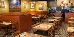 Interior shot of Frontera Grill, located at 445 North Clark Street, Chicago, ...