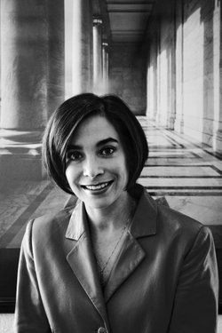 Roxana Velásquez Martínez del Campo, the newly appointed executive director at the San Diego Museum of Art.