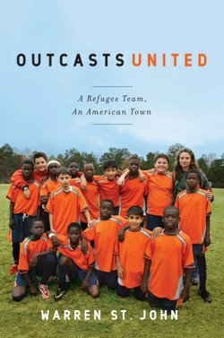 """""""Outcasts United"""" by Warren St. John was the most recent One Book, One San Diego selection."""
