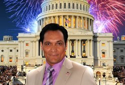 Emmy and Golden Globe Award-winning actor Jimmy Smits hosts the country's biggest and brightest birthday party, live from the West Lawn of the U.S. Capitol.