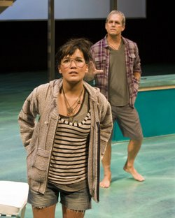 Surf Report is playing this summer at the La Jolla Playhouse.