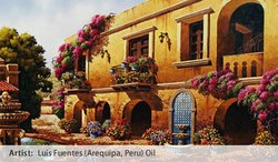 The La Jolla Festival of the Arts is this Saturday and Sunday. Above: Oil pa...