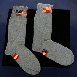 1861 Civil War Wool Socks