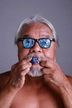 Groundbreaking Native American performance artist James Luna. He'll perform t...