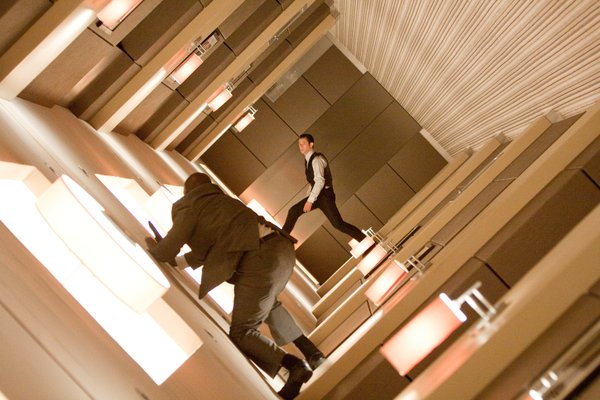 "Placing your characters in a dream world opens up all sorts of possibilities in ""Inception"""