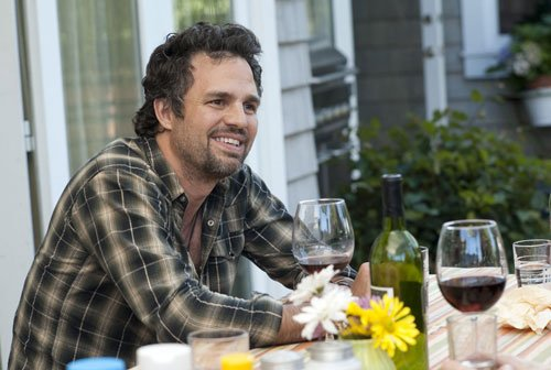 "Mark Ruffalo plays a sperm donor in ""The Kids Are All Right"""