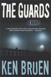 """The Guards"" by Ken Bruen, is the first of the Jack Taylor novels."