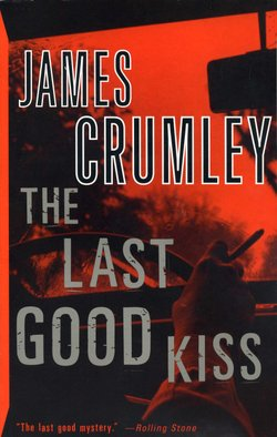 """The Last Good Kiss"" by James Crumley is set in Sonoma, California."