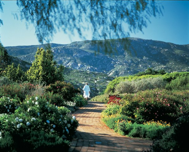 One week spa retreat for two at the renown Rancho La Puerta in Tecate, Mex.  The spa destination includes accommodations, meals, scheduled transportation (Saturdays only) from San Diego Airport (airfare not included).  Subject to availability.  Valid for arrivals from July-December.  Black out dates apply.  No cash value.