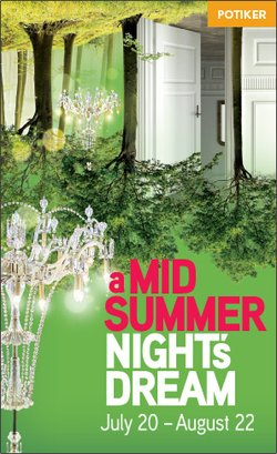 A Midsummer Night's Dream is at the La Jolla Playhouse!