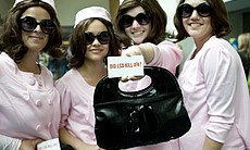 These women were dressed up as Jackie Kennedy O... (5601)