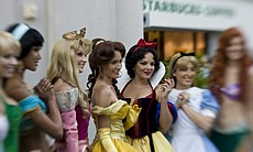 These were not the traditional Disney heroines, which explains the large numb...