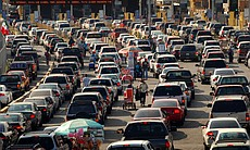 San Ysidro port of entry is the busiest land border crossing in the world. It...