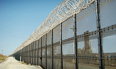 As of January 22, 2010, U.S. Customs and Border Protection had completed roughly 643 miles of fencing (344 miles of primary pedestrian fence and 298 miles of vehicle fence) along the Southwest border. This is the most modern version of the fence in southern San Diego.