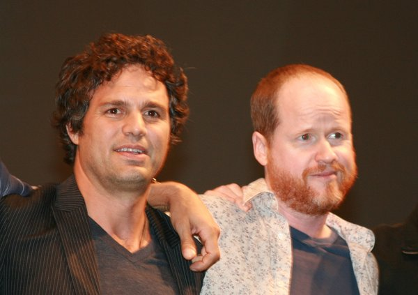 "Mark Ruffalo is the new Bruce Banner and Joss Whedon will direct ""The Avengers."""