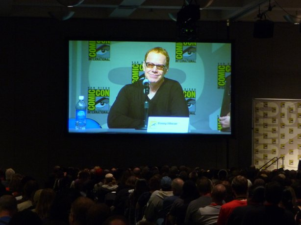 Danny Elfman packed the house for his panel on composing for the movies.